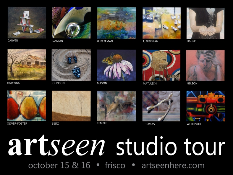 artseen studio tour