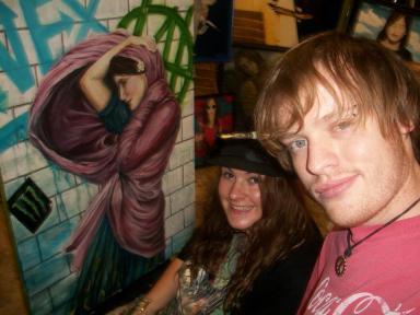 Kim Harris and Robert Wedepohl, 2011