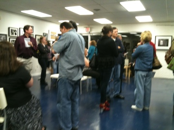 thegallery8680 kickoff party 2014