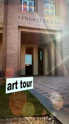 Art in the Atrium at City Hall - regional exhibit