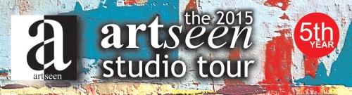 2015 - artseen studio tour banner1