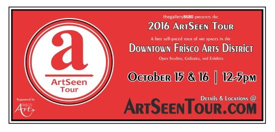 ArtSeen Tour banner